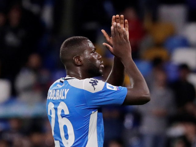 Koulibaly ready to join Manchester City?
