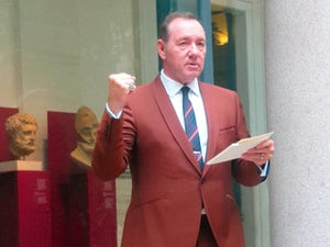 Kevin Spacey compares coronavirus lockdown to his sexual assault allegations