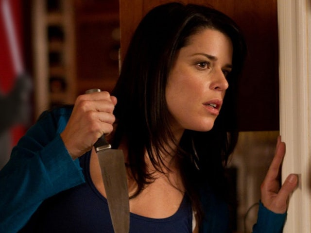 Neve Campbell as Sidney Prescott in the Scream franchise