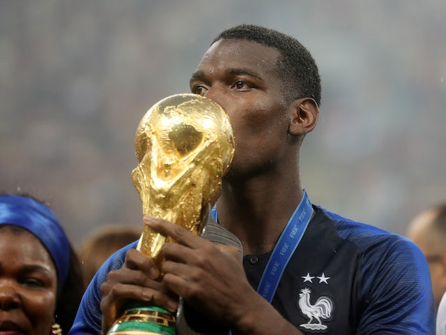Real Madrid 'to offer Man United four players in Pogba deal'