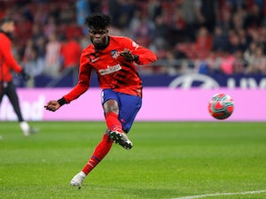 Atletico demand £45m fee up front for Thomas Partey?