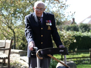 Captain Tom Moore to be knighted