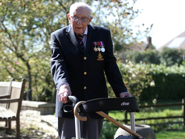 Captain Sir Tom Moore asked for Do Not Resuscitate order