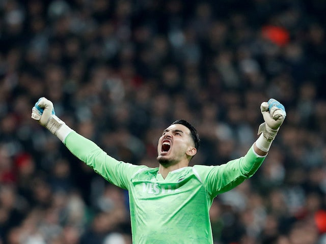 Liverpool 'launch £22.5m Ugurcan Cakir bid'
