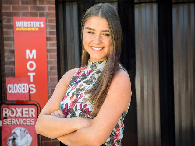 Coronation Street's Brooke Vincent pregnant with second child