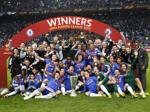 On this day: Chelsea beat Benfica in dramatic Europa League final