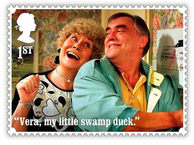 Pictures: Royal Mail launches Coronation Street stamps