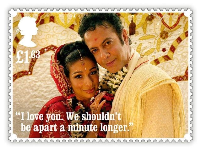 Royal Mail's Coronation Street stamps set