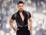 Giovanni Pernice of Strictly Come Dancing