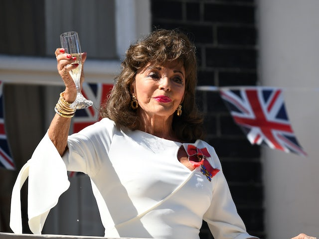 Dame Joan Collins rules out Strictly, I'm A Celebrity