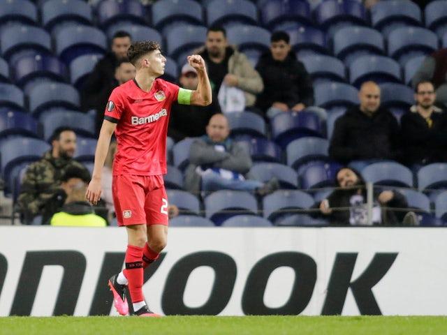 Report: Chelsea make opening £54m bid for Kai Havertz