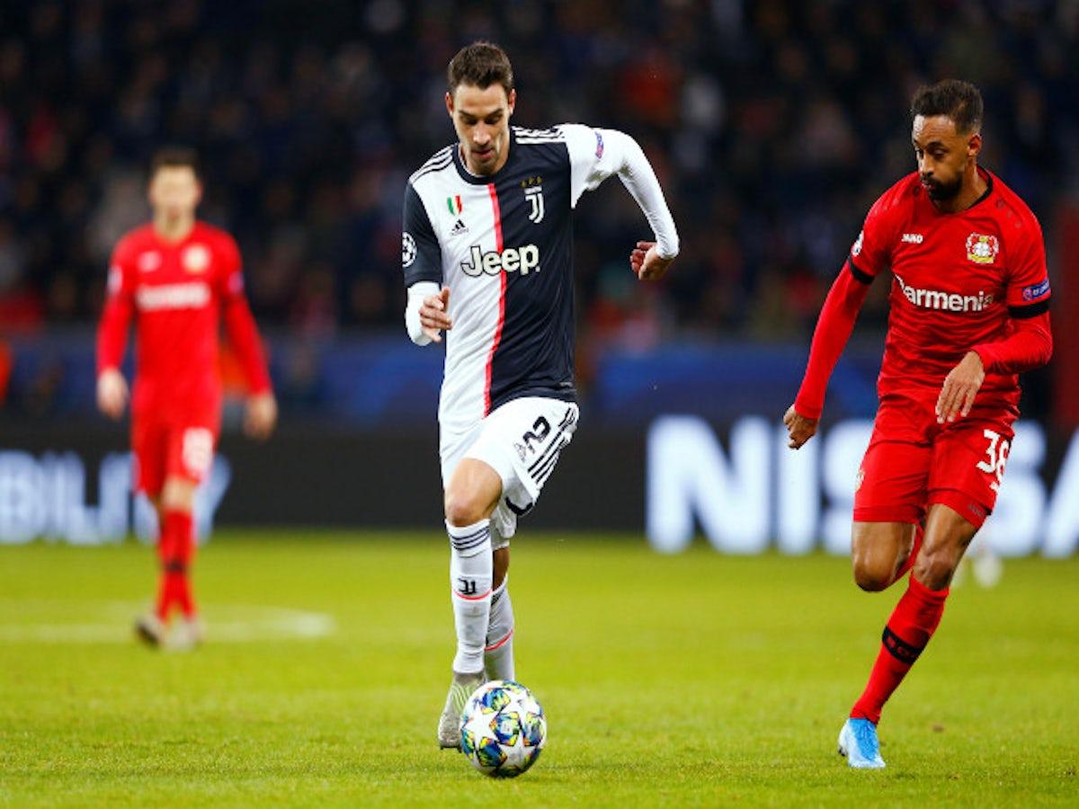 Barcelona Want Mattia De Sciglio As Nelson Semedo Replacement