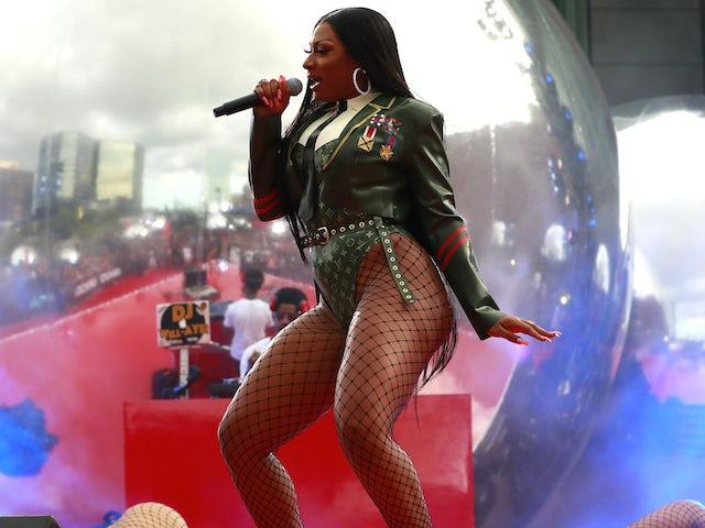 Megan Thee Stallion defends WAP lyrics after criticism