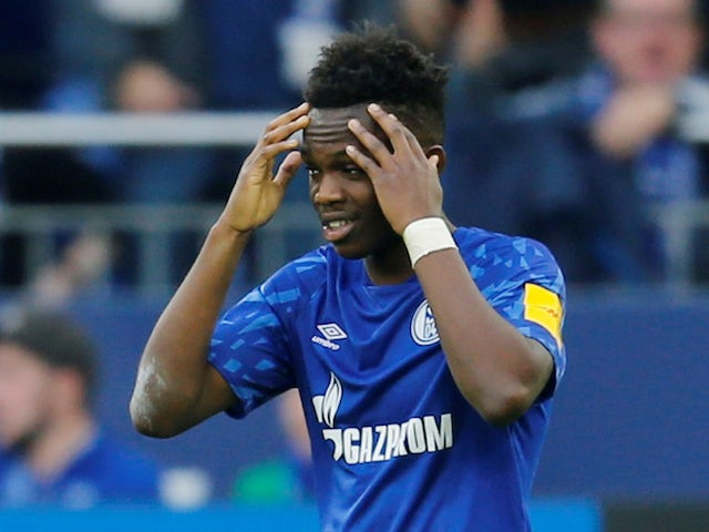 Man Utd target Rabbi Matondo 'available for €60m'