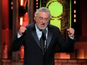 """Robert De Niro hits out at """"lunatic"""" Donald Trump"""
