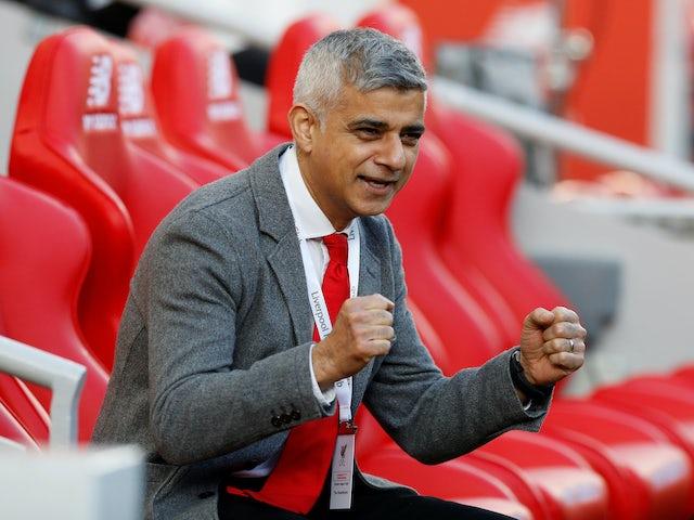 Piers Morgan accuses London Mayor Sadiq Khan of