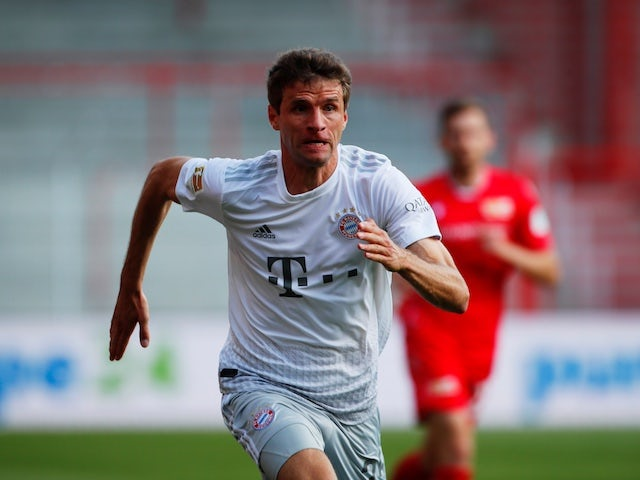 Manuel Neuer, Thomas Muller pleased as Bayern Munich return with a win