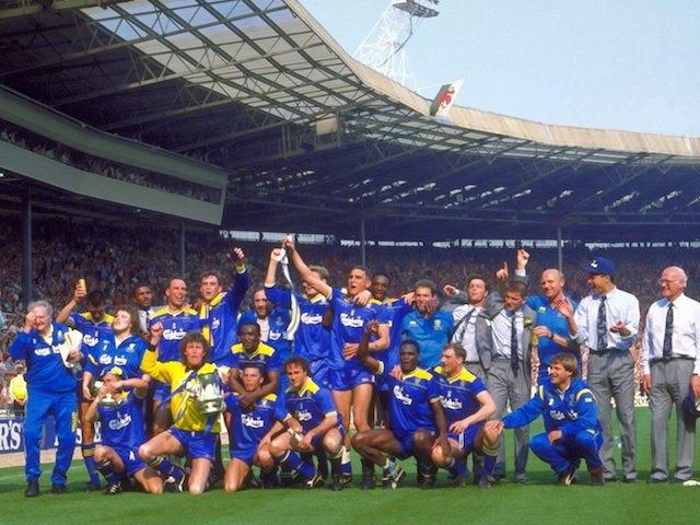 On this day: Wimbledon's 'Crazy Gang' stun Liverpool in FA Cup final