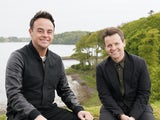 Ant and Dec pictured in 2019