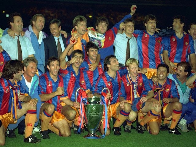 On This Day: Barcelona win the European Cup for first time