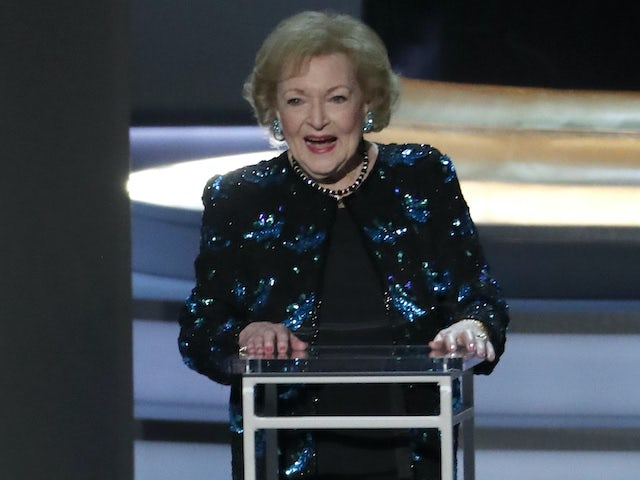 Betty White's Christmas movie delayed until 2021