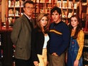 The cast of Buffy The Vampire Slayer in their season one pomp