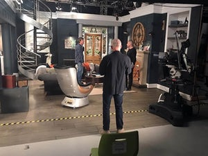 Emmerdale already back filming new episodes