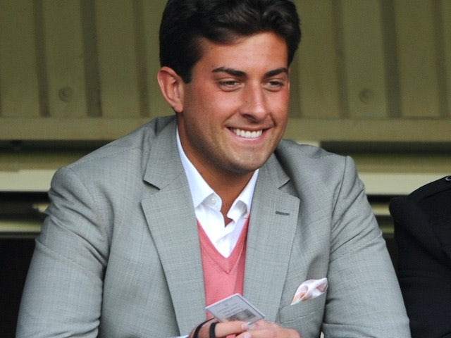 TOWIE star James Argent admits being cocaine addict