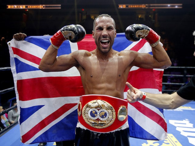 On This Day: James DeGale wins Olympic gold in Beijing