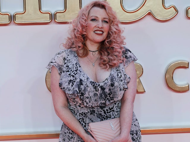 Jane Goldman pictured in September 2017