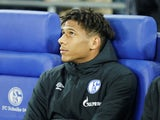 Jean-Clair Todibo pictured for Schalke in January 2020