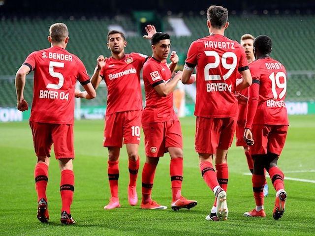 Bayer Leverkusen SaarbrГјcken