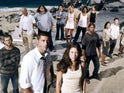 The cast of Lost season one