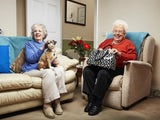 Mary and Marina on Channel 4's Gogglebox