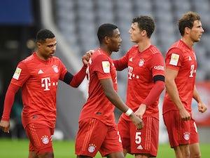 How Bayern could line up against Dortmund