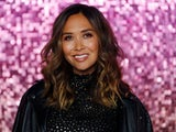 Myleene Klass pictured in October 2018