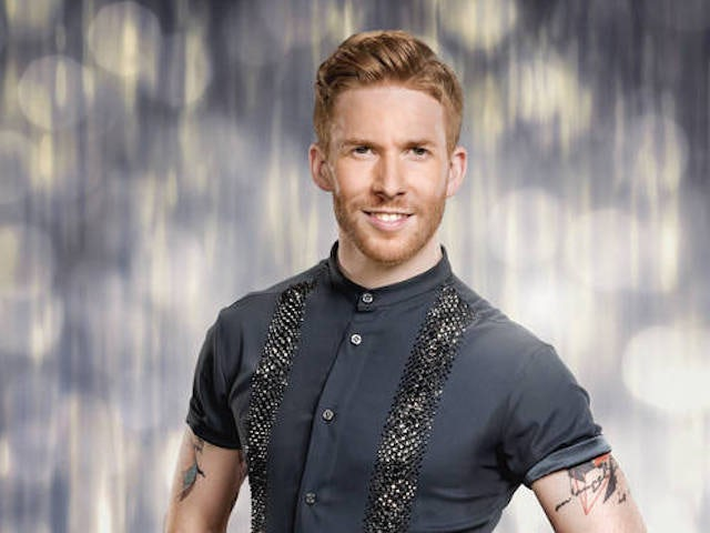 Strictly Come Dancing's Neil Jones: 'I'm not gay'