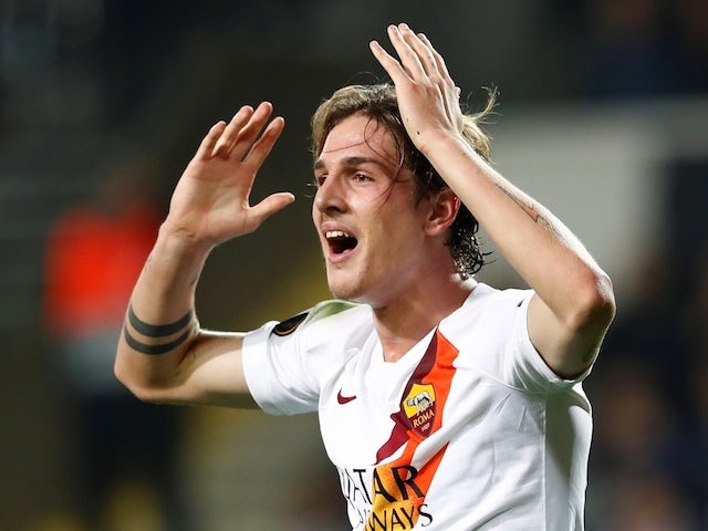 Tottenham 'see £45m Zaniolo bid rejected by Roma'