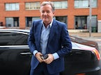 Piers Morgan dashes back to UK to avoid quarantine