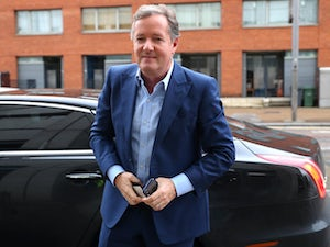 Piers Morgan fires warning to politicians in new GMB advert