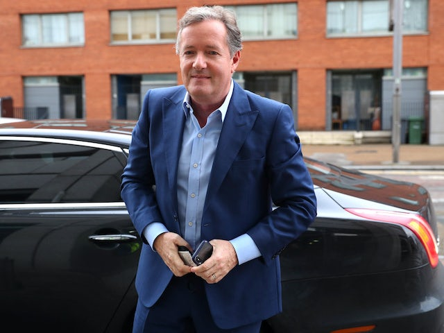 Piers Morgan admits