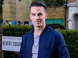 Aaron Sidwell in EastEnders