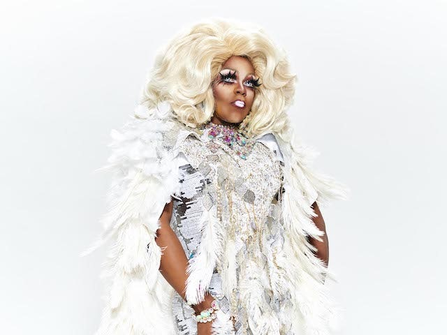 Anastarzia Anaquway on Canada's Drag Race season one