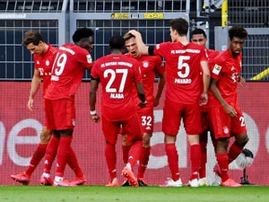 Bundesliga score predictions including Bayern Munich vs. Fortuna Dusseldorf
