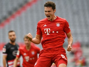 Bayern Munich hammer Dusseldorf to continue march towards title