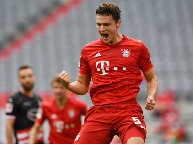 Result: Bayern Munich hammer Dusseldorf to continue march towards title