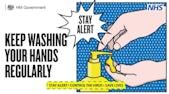 Latest coronavirus PSA advert