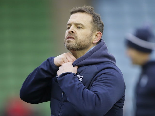 Danny Wilson to take over as Glasgow head coach next week