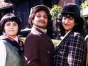 The cast of Goodness Gracious Me