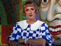 Grayson Perry pictured in October 2018